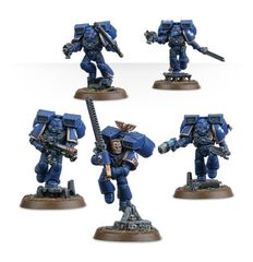 (48-09) Space Marine Assault Squad