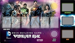 DC Comics Deck-building Game Playmat: Forever Evil