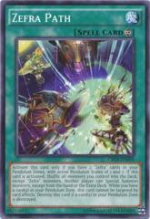 Zefra Path - CROS-EN059 - Common - Unlimited Edition