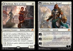 Kytheon, Hero of Akros // Gideon, Battle-Forged