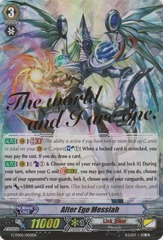 Alter Ego Messiah - G-TD05/002EN - RRR Stamped on Channel Fireball