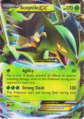 Sceptile-EX - XY53 - Hoenn Power Tin Promo