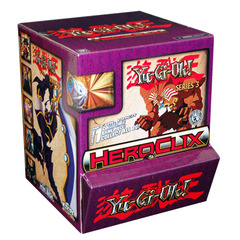 Yu-Gi-Oh! Series 3 Gravity Feed Display (24 Packs)