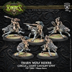 Tharn Wolf Riders Light Cavalry - Unit (5)
