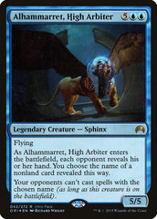 Alhammarret, High Arbiter - Foil (Intro Pack)