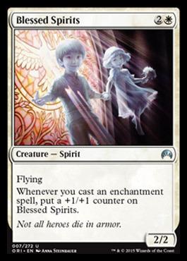 Blessed Spirits - Foil