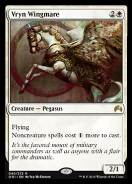 Vryn Wingmare - Foil