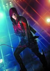 Arrow Season 2.5 #12
