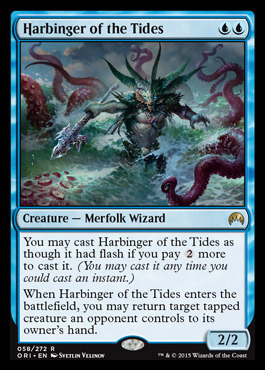 Harbinger of the Tides - Foil