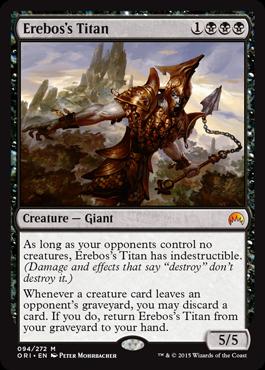 Ereboss Titan