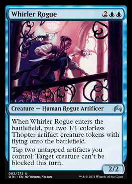 Whirler Rogue - Foil