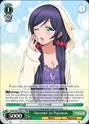 Nozomi in Pajamas - LL/EN-W01-063 - U