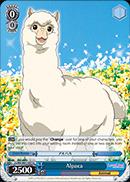 Alpaca - LL/EN-W01-097 - U