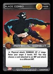 Black Combo R102 - Foil