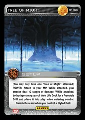 Tree of Might - Foil
