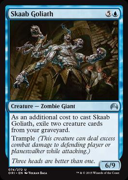 Skaab Goliath - Foil