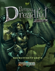 Malifaux 2E: Penny Dreadful One Shot - Recruitment Drive