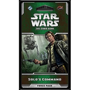 Star Wars: The Card Game - Solos Command