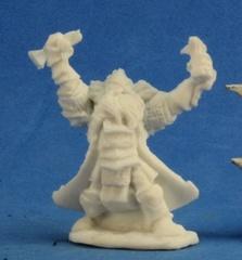 Thain Grimthorn, Dwarf Cleric