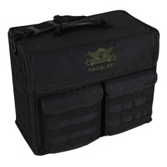 (432) P.A.C.K. 432 Molle Horizontal Standard Load Out (Black)