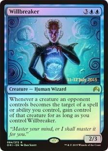 Willbreaker - Foil - Prerelease Promo