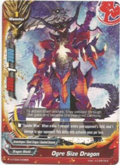 Ogre Size Dragon - H-TD02/0008EN - C
