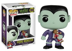 POP Munsters Eddie Munster Funko