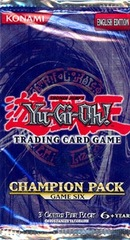 Champion Pack: Game Six Booster Pack