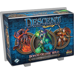 Descent: Journeys in the Dark (Second Edition) – Bonds of the Wild