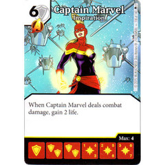 Captain Marvel - Inspiration (Die & Card Combo)