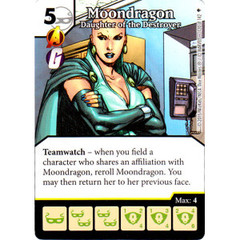 Moondragon - Daughter of the Destroyer (Die & Card Combo)