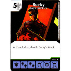 Bucky - Cap's Sidekick (Card Only)