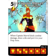 Captain Marvel - Maj. Carol Danvers (Card Only)