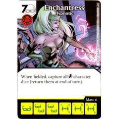 Enchantress - Hypnotic (Card Only)