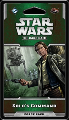 Star Wars: The Card Game - Solo's Command Force Pack