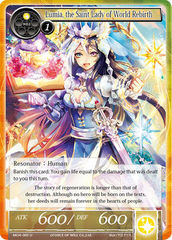 Lumia, the Saint Lady of World Rebirth - MOA-005 - U