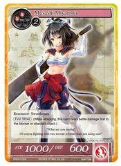 Musashi Miyamoto - VIN001-024