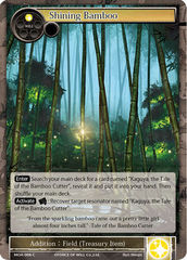Shining Bamboo - MOA-008 - C (Foil)