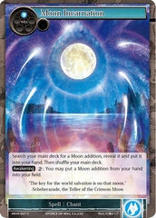 Moon Incarnation - MOA-027 - C (Foil)