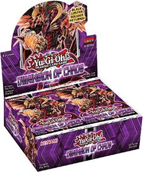 Dimension of Chaos Booster Box - 1st Edition