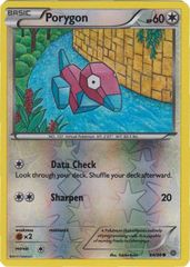 Porygon - 64/98 - Common - Reverse Holo