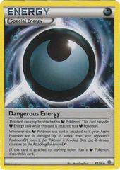 Dangerous Energy - 82/98 - Uncommon on Channel Fireball