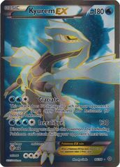 Kyurem-EX - 86/98 - Full Art Ultra Rare