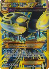 Primal Kyogre EX - 96/98 - Full Art