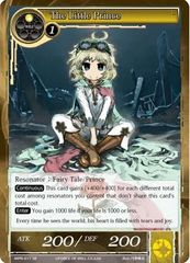 The Little Prince - MPR-017 - SR - 2nd Printing