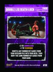 Double Leg Death Lock