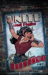 Justice League Of America #3 Bombshells Var Ed