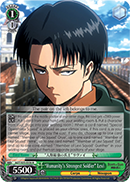 Humanitys Strongest Soldier Levi - AOT/S35-E036 - R