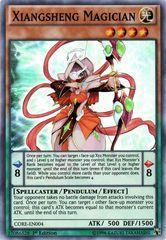 Xiangsheng Magician - CORE-EN004 - Super Rare