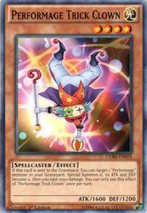 Performage Trick Clown - CORE-EN018 - Common - 1st Edition